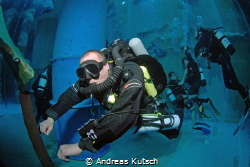 Rebreather Diver SF2 by Andreas Kutsch